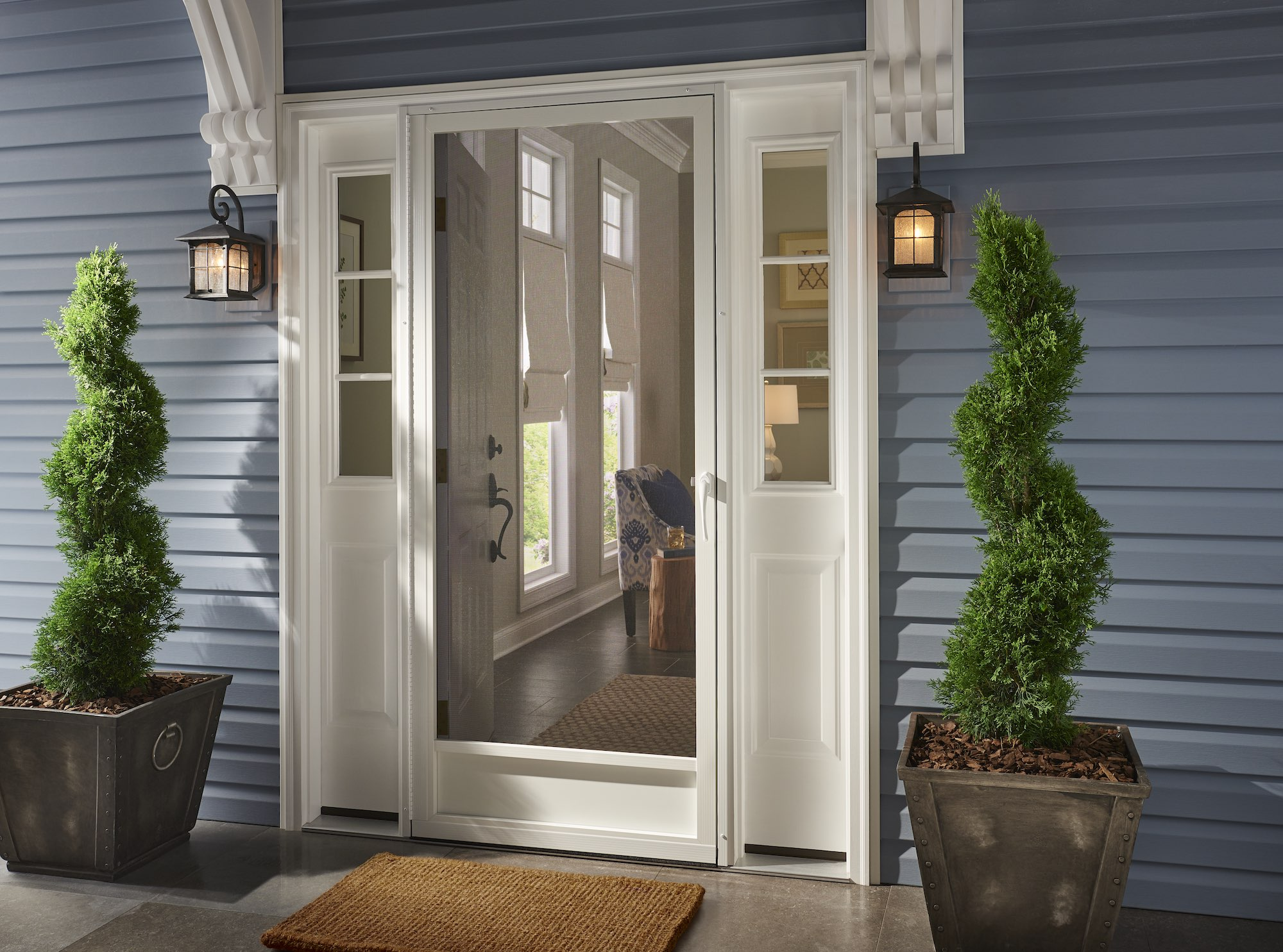 Screen Porch Doors Porch Door & French Screen Doors Gallery